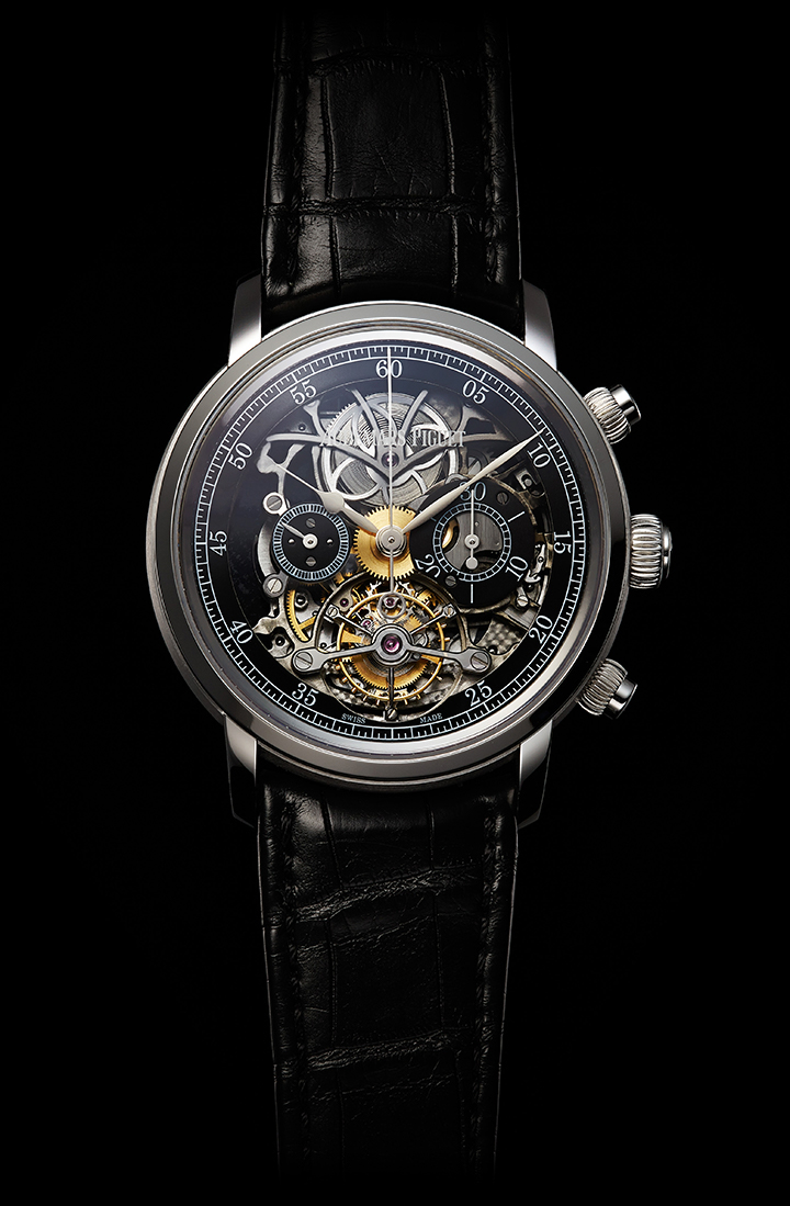 JULES AUDEMARS TOURBILLON CHRONOGRAPH