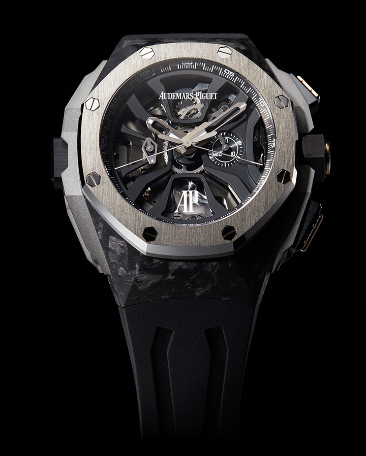 ROYAL OAK CONSEPT LAPTIMER MICHAEL SCHUMACHER