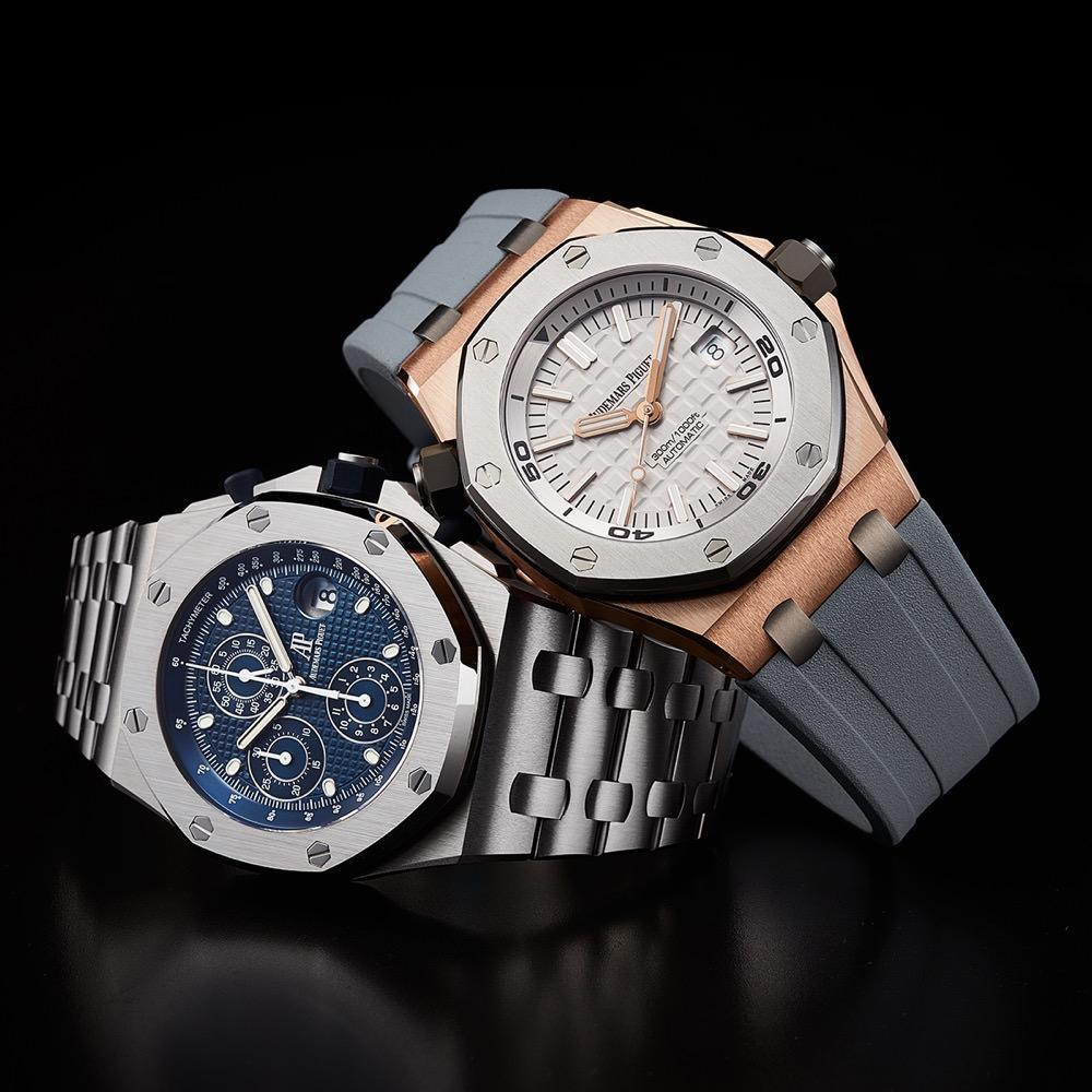 san francisco 279c6 eb19c オーデマ ピゲ | ジュネーブを沸かせた、魅惑の新作時計。 | Pen ...