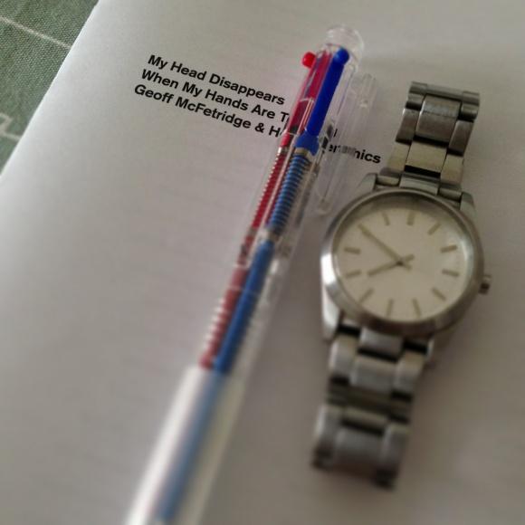 腕時計・公園の時計・大