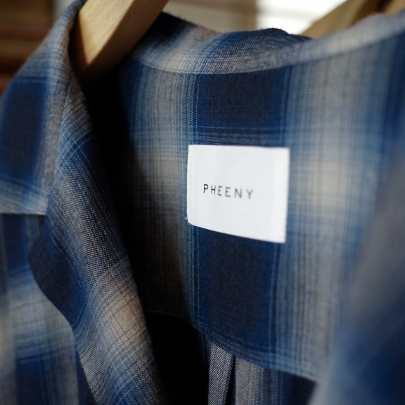 東京女子ブランド:PHEENY(フィーニー)