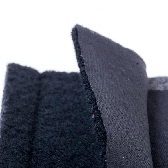 冬の素材 ダブルフェイス、ニードルパンチ:用語解説
