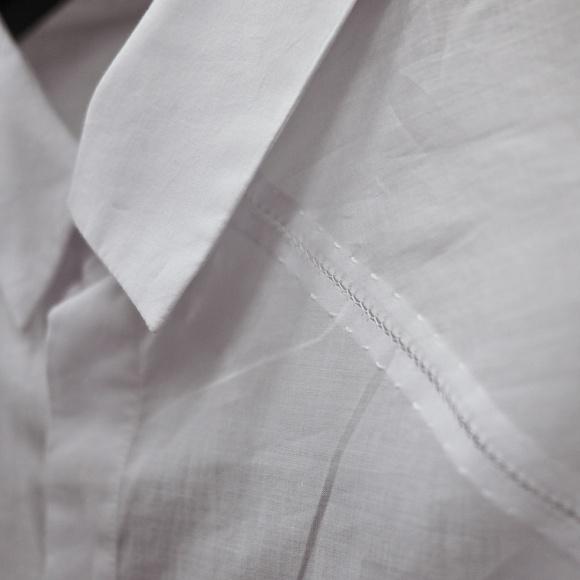 素晴らしき真っ白インド刺繍シャツ:Rajesh Pratap Singh(ラジェッシュ プラタップ シン)