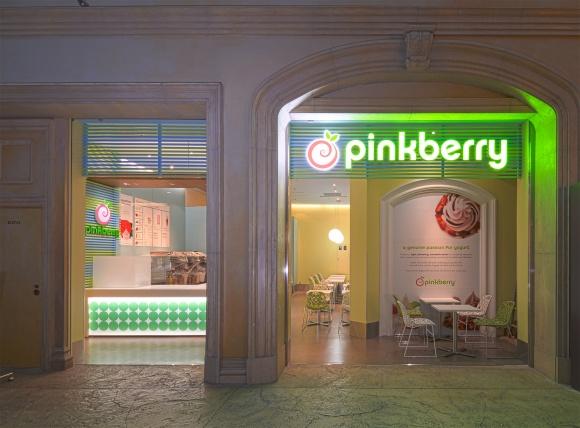 フローズンヨーグルトの流行を生んだ米国「ピンクベリー」日本上陸!(美女もたくさん):pinkberry
