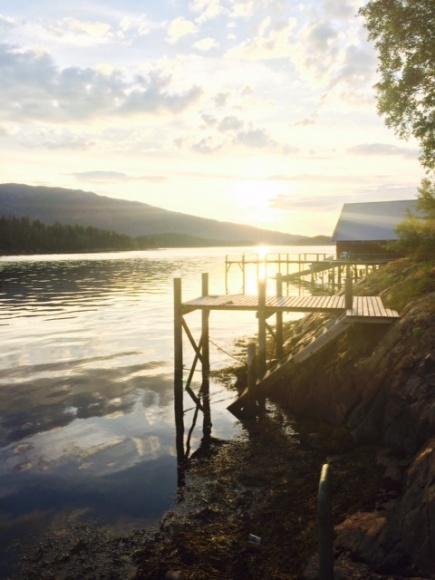 ノルウェーの夏