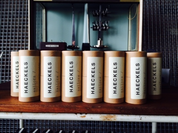 Haeckels,  Made of Margate