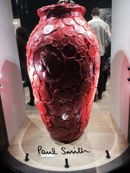 Paul Smith and Ann Carrington's Pom Pom Pompadour Exhibition