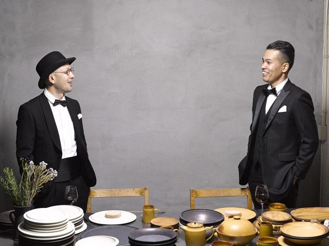 笠間の陶芸家が開く、気になる二人展。