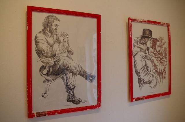 JETLINK初の個展「アレクサンダー博覧会」