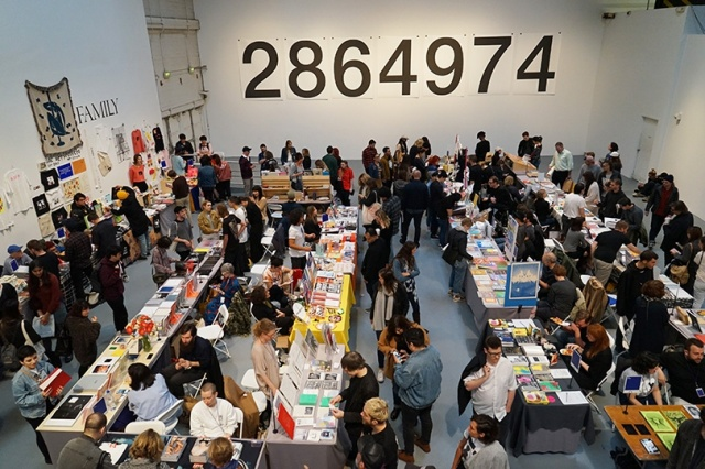 LA Art Book Fair 2017