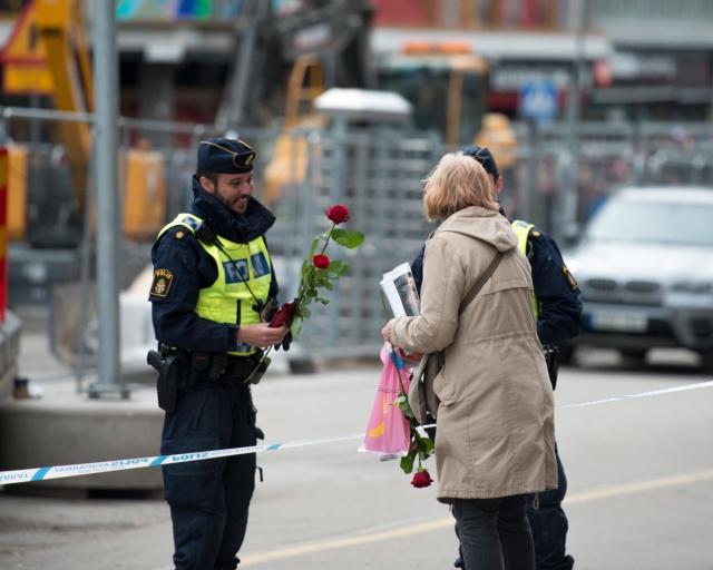 Pray for Stockholm