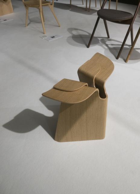 旭川国際家具デザインコンペ IFDAに入選しました。