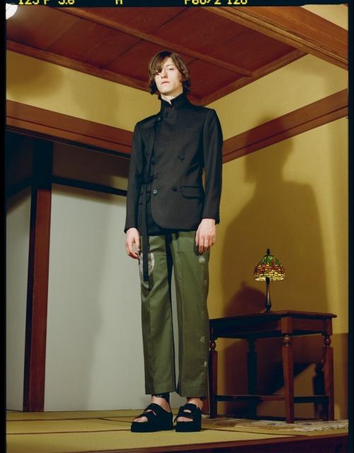 サステイナビリティーを強く意識したNobuyuki Matsuiのニューコレクション