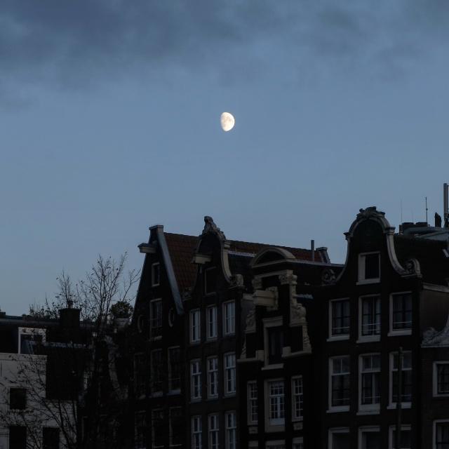 アムステルダムの1日