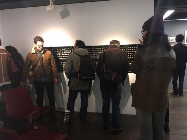 パリでの展覧会『Terre des îles』
