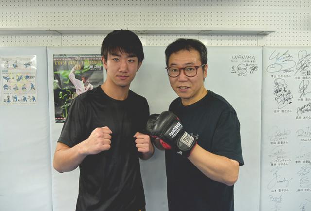 PANCRASE(パンクラス)の瀧澤謙太選手のプライベートレッスン、総合格闘技を初体験!