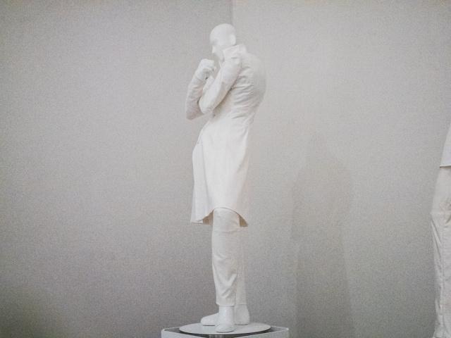 完全日時指定制の、プレミアムな「ジョジョ」(@国立新美術館)に行ってきたっ。