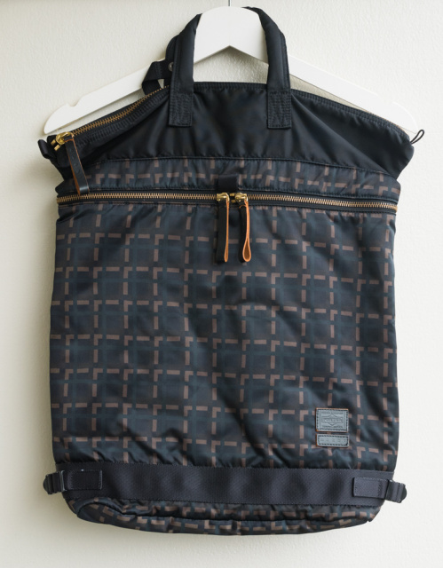 記事連動ネタ:「ポーター」コラボバッグを、近年によく買ってるってお話です。