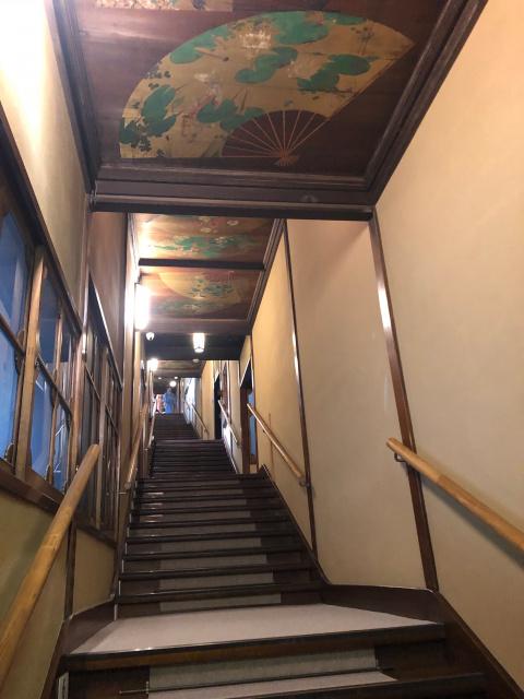 雅叙園で「百段階段展」開催!