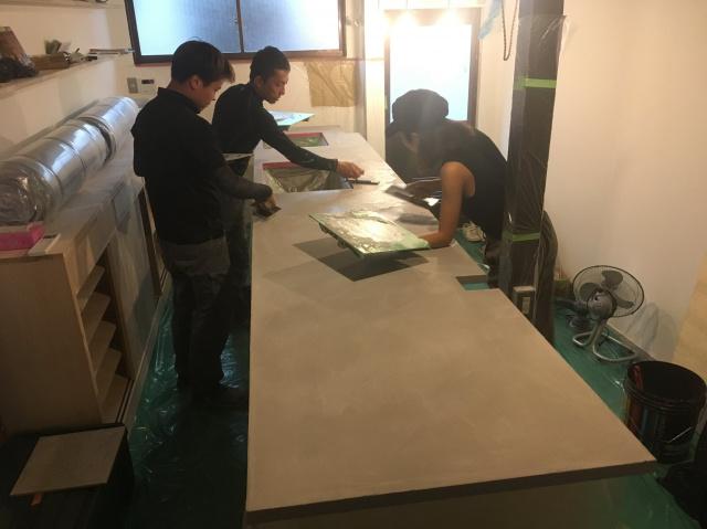 Ai's Cuisine - 京都の町家をDIYで大改造④