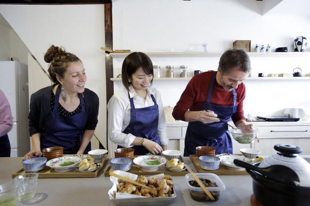 Ai's Cuisine - 京町家を改築した料理教室が、東山三条に誕生しました。