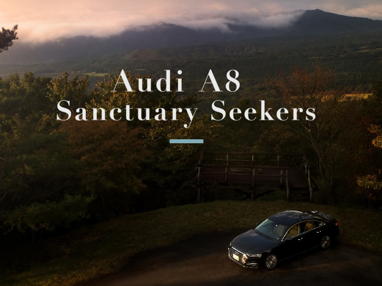 Audi A8 Sanctuary Seekers