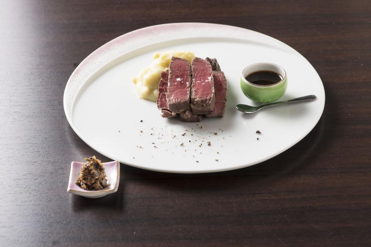 肉和創菜 道