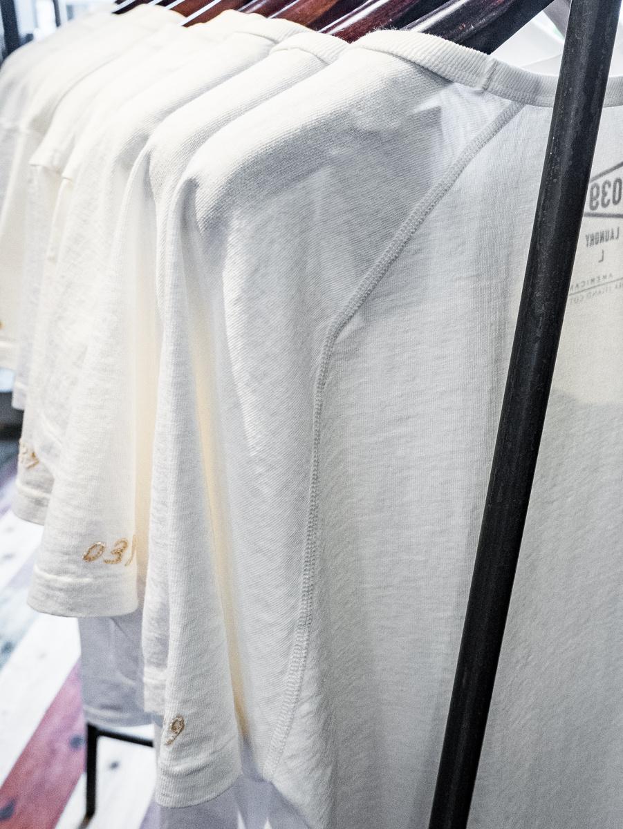 世界最高ランク「海島綿」のアメカジTシャツ! そんなTシャツばかりの店が代官山に。
