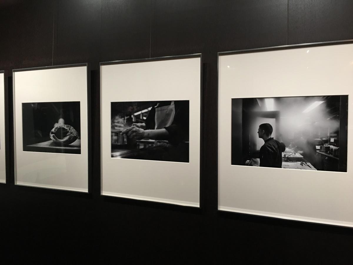 「命をいただく」とは? ミシュラン星付きシェフが撮り下ろした注目の写真展『TRANSVERSALITÉ 生命縦断』が開催。