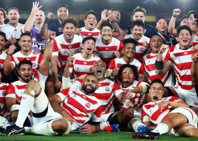 """ラグビーワールドカップが見せてくれた""""多様性""""は、東京2020オリンピックにも引き継がれるか。"""