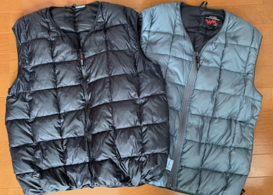 暖冬でもやっぱり欠かせない、ダウンジャケットのお薦めはコレ
