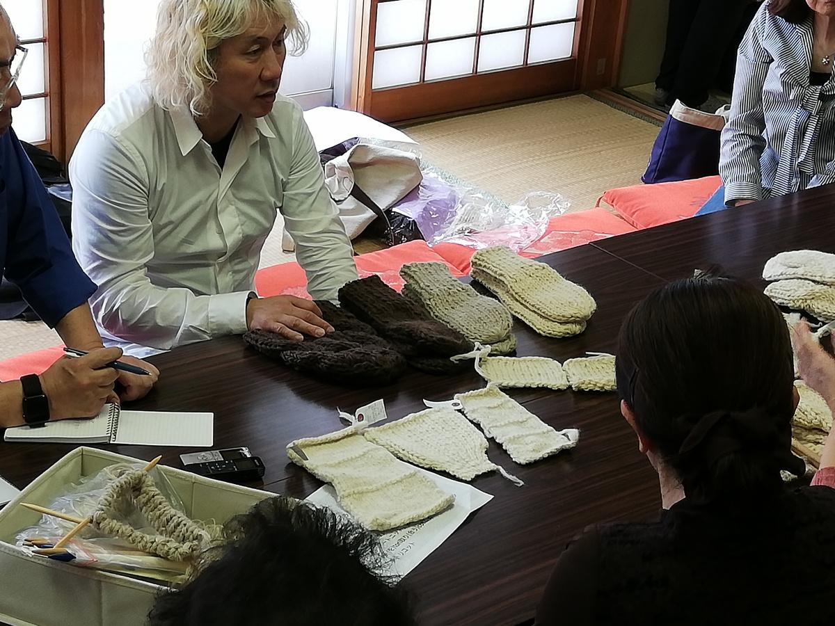 毛糸が繋いだ宮城・南三陸の復興とは? ニットブランド「テトリコット」の活動に迫ります。