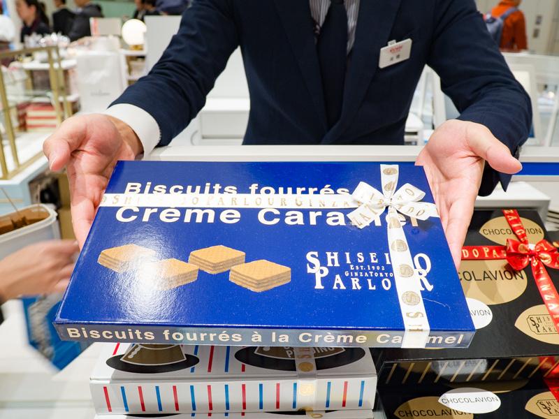 手土産にぜひ。木村屋・森永製菓・資生堂パーラー・うなぎパイ(?)も出店する、「渋谷スクランブルスクエア」