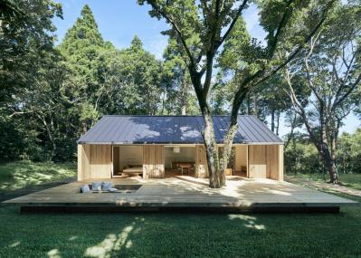 約1900万円で買える無印良品の「陽の家」で、新しい家の使い方を考える。