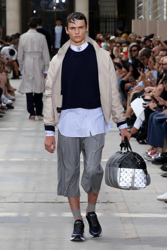 今季注目のバッグは、 「モノグラム・スプリット」