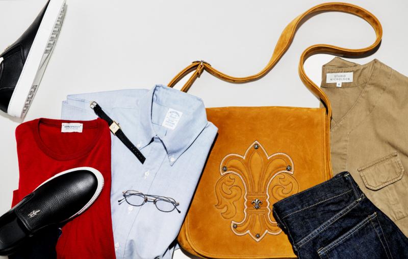 男の着こなしをアップデートする、春夏の傑作ワードローブ10選。