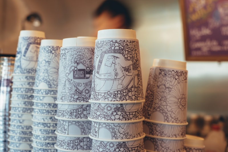 珈琲でつながる友人たちと、AMAZING COFFEEをつくりあげていった。