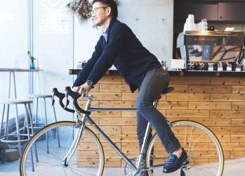 ONE MORE THING #29:東京の街を遊びまわる、軽快な街乗り自転車を探しに「RATIO &C」へ。