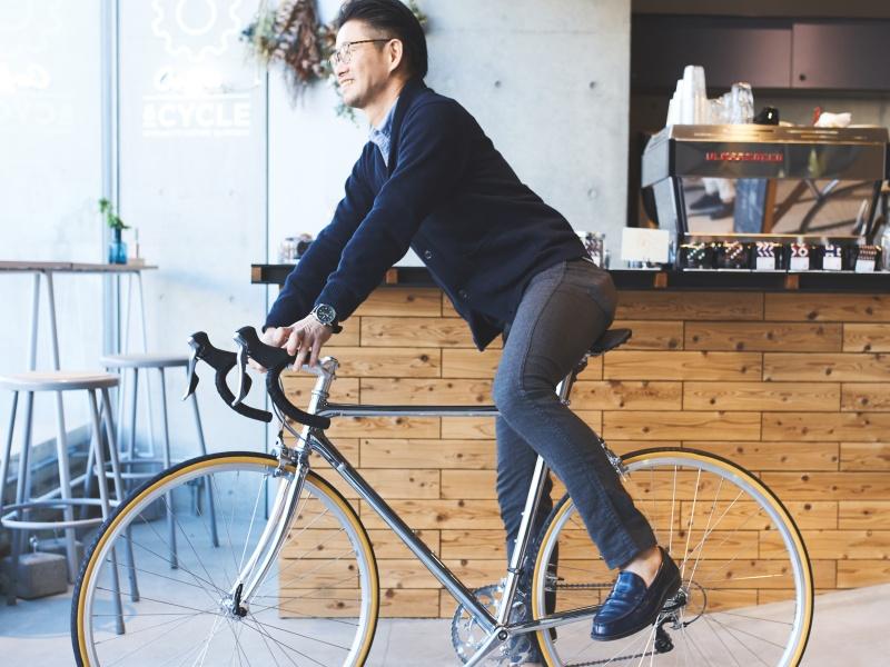 ONE MORE THING 29:東京の街を遊びまわる、軽快な街乗り自転車を探しに「RATIO &C」へ。