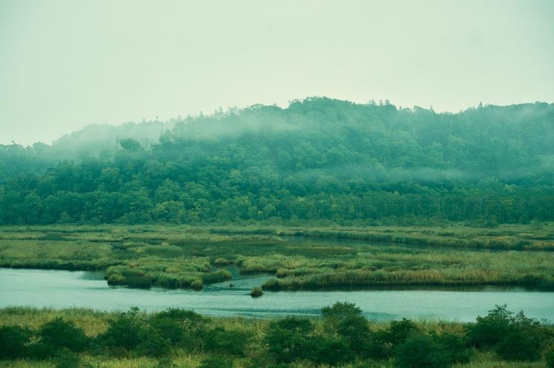 海と湿原に囲まれた、最高の気候と風土。