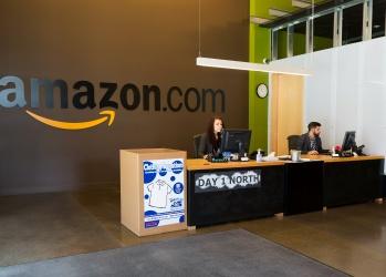 いま気になる話題の企業、Amazonの本社はこうなっている。