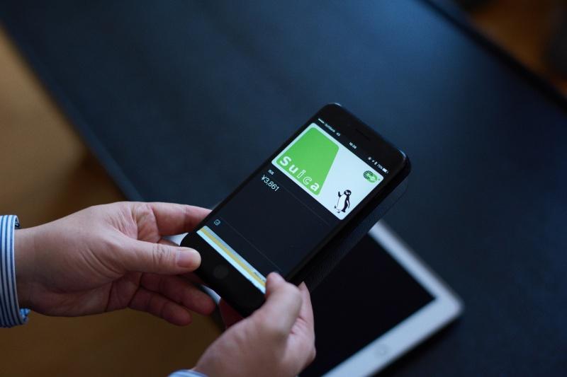 「Apple Pay」は、クレジットカードの再発明です。