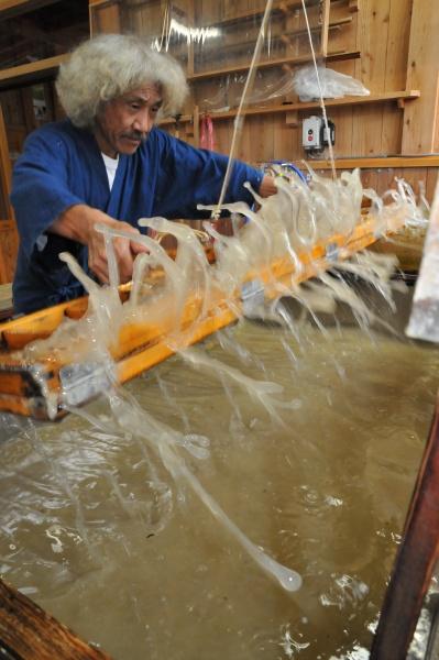 新潟の文化の一翼を担う、朝日酒造の試み。