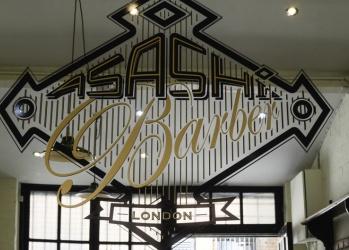「ASASHI BARBER」、ロンドンにオープンしました!