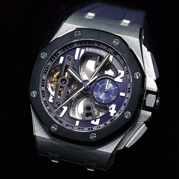 伝統と、革新技術が融合した至高の時計。