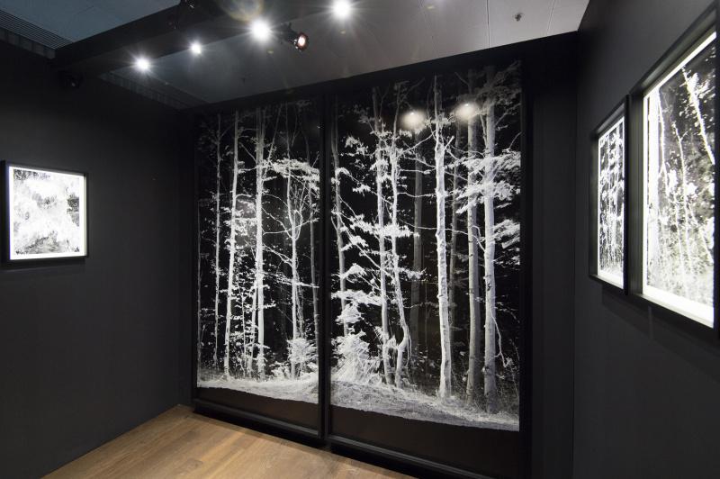 レーザースキャナーを通して描く、現代の風景画。