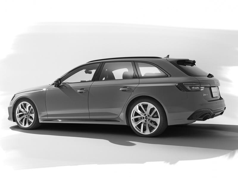Audi RS4 Avant、ワゴンを変えるクリエイティブな姿勢。