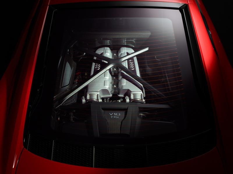「Audi Sport」を象徴する、新型 Audi R8とは?
