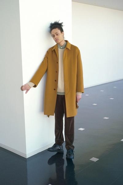 デザイナー岩井良太さんと、新オフィスでの仕事。