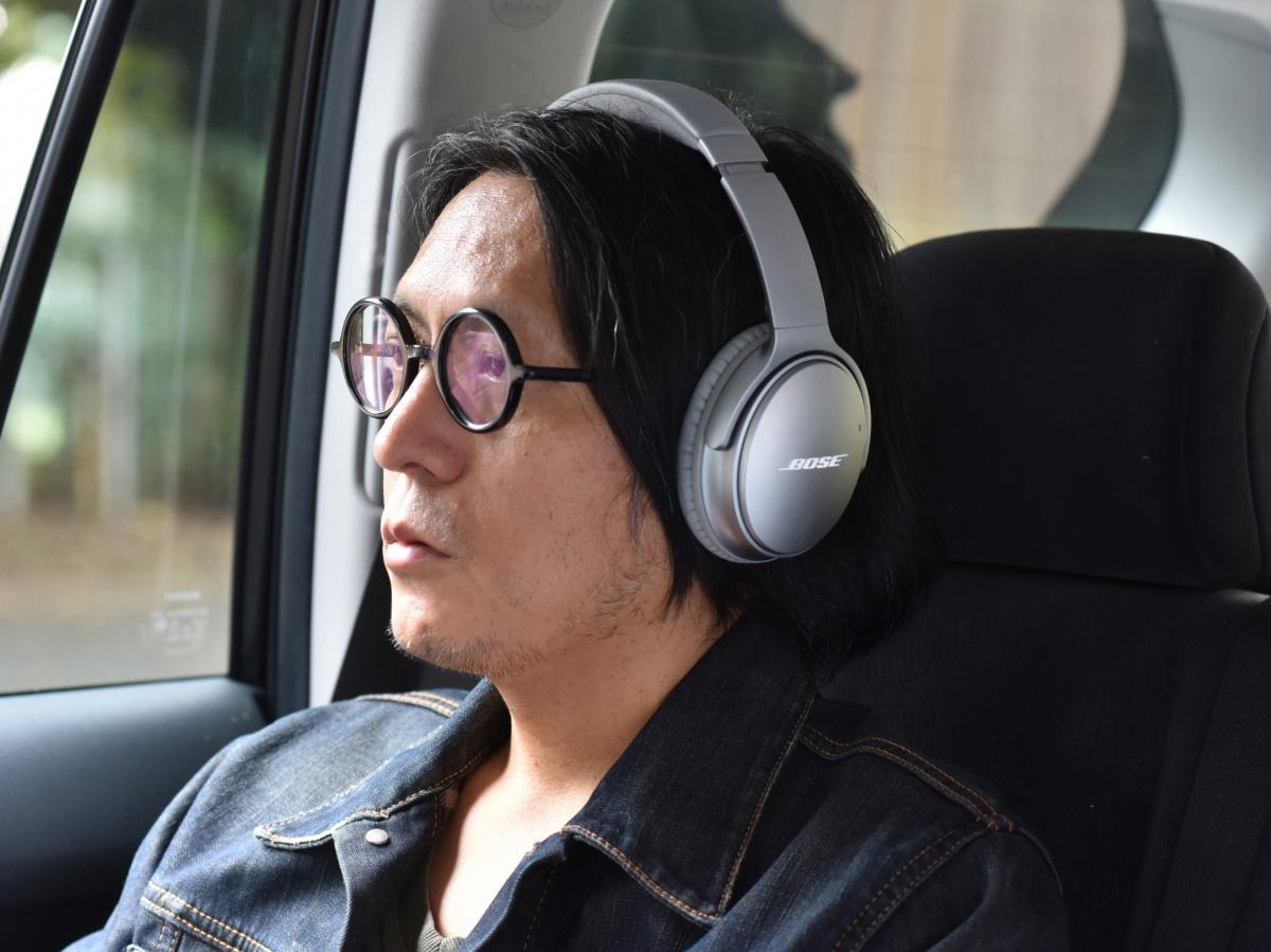 写真家・小林紀晴さんも驚いた、「BOSE」ノイズキャンセリングヘッドホンの技術力。